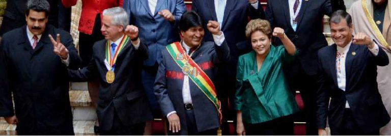 Venezuela, Ecuador y Bolivia congelan relaciones con Brasil tras destitución de Presidenta Rousseff