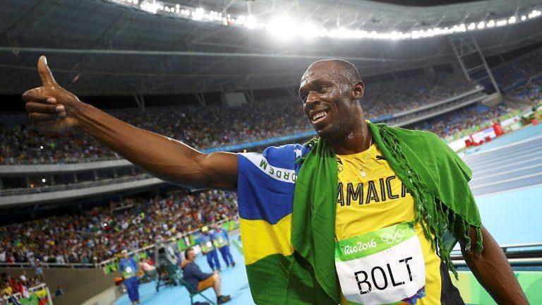 Hasta siempre Bolt: Nueve medallas de oro en los JJ.OO.