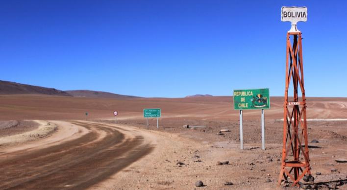 Relaciones Chile – Bolivia