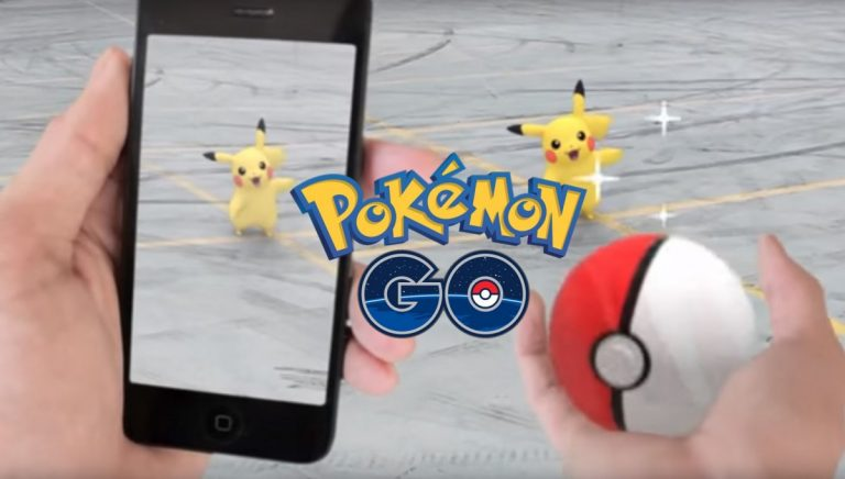 Realizan estudio sobre el impacto y usabilidad de Pokemón Go en Chile