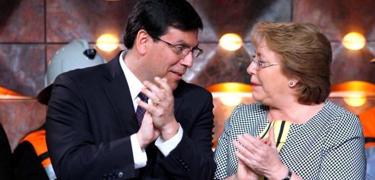 """Ex ministro Arenas: """"La historia colocará en su lugar lo que se ha realizado en este gobierno"""""""