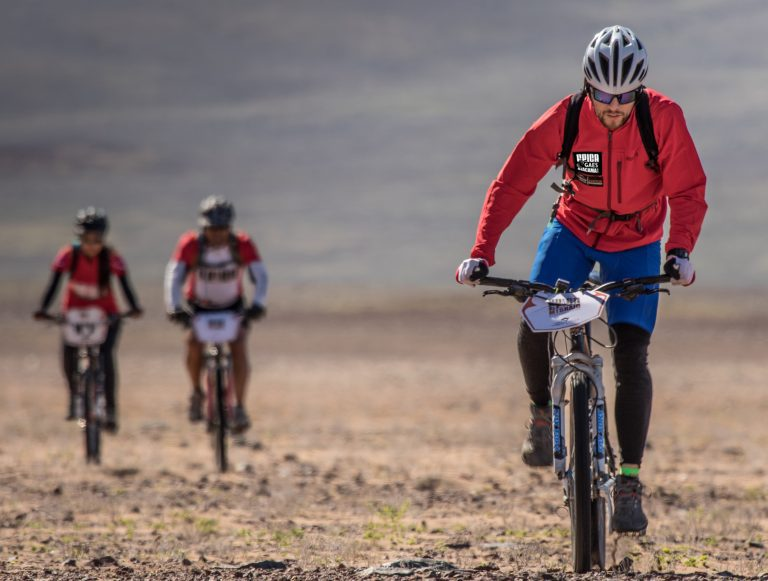 Ya llega al Desierto de Atacama la mejor aventura en MTB del mundo