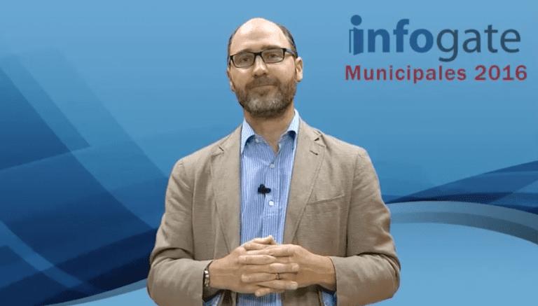 David Silva, candidato a alcalde por Las Condes