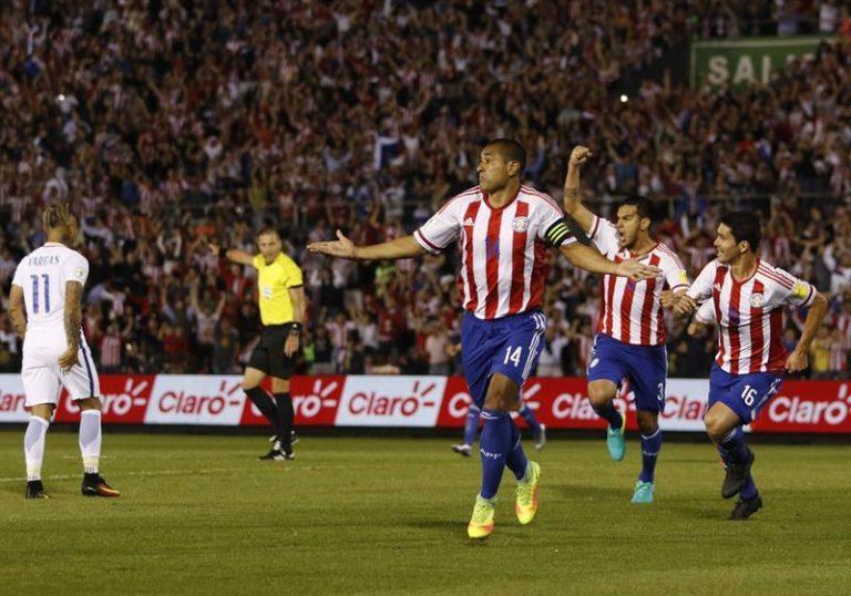Para preocuparse: Paraguay derrotó a Chile en 8 minutos