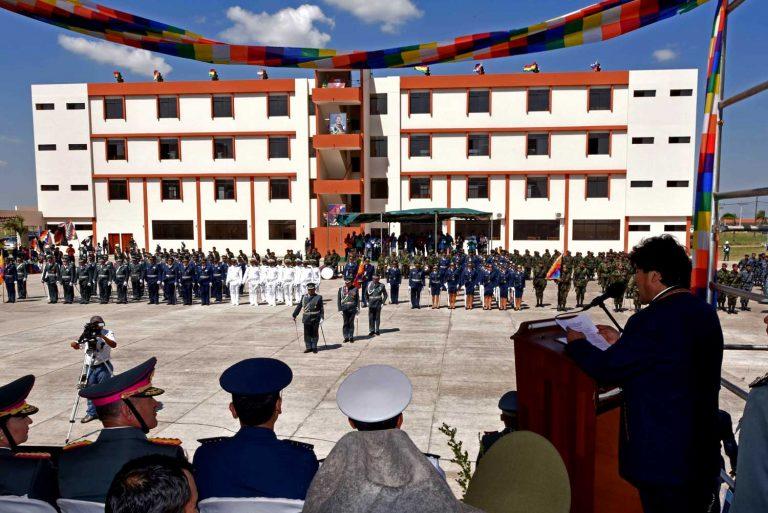 Análisis: La Escuela de Comando Antiimperialista de Bolivia
