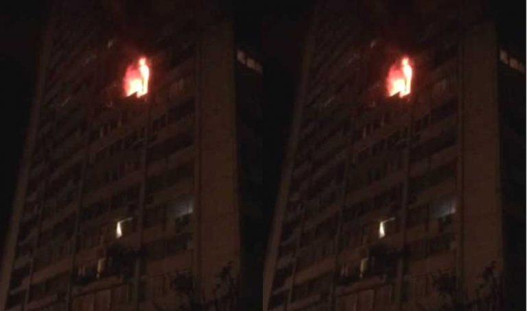 (VIDEOS) Incendio en la Torre: Las deficiencias del estilo Castillo Velasco