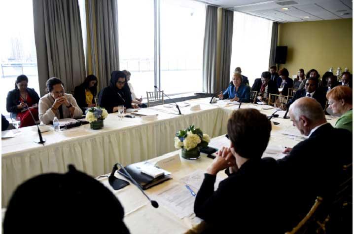 ONU: Bachelet co-preside reunión de Grupo Asesor de Alto Nivel de iniciativa Every Woman, Every Child