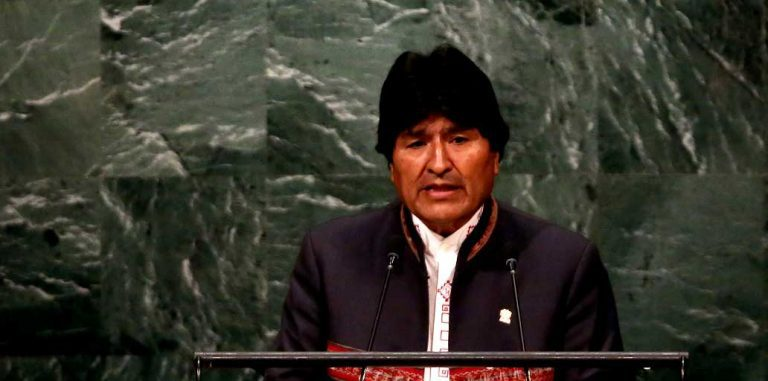Ahora Bolivia acusa a Chile de torpedear Celac2017 y promover a Honduras
