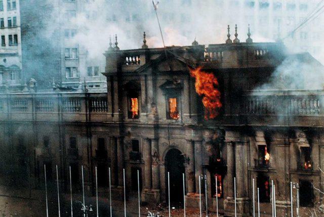 """El 11 de septiembre visto desde Alemania: """"Un Chile dividido conmemora 45 años del golpe que derrocó a Allende"""""""