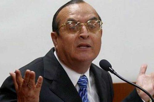 Perú: Justicia condena a Montesinos a 22 años de cárcel
