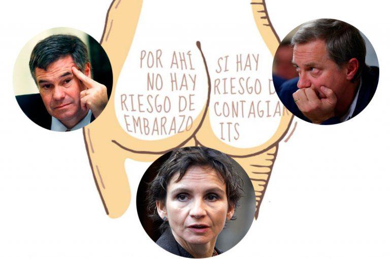Carolina Tohá respondió a las críticas del libro de sexualidad