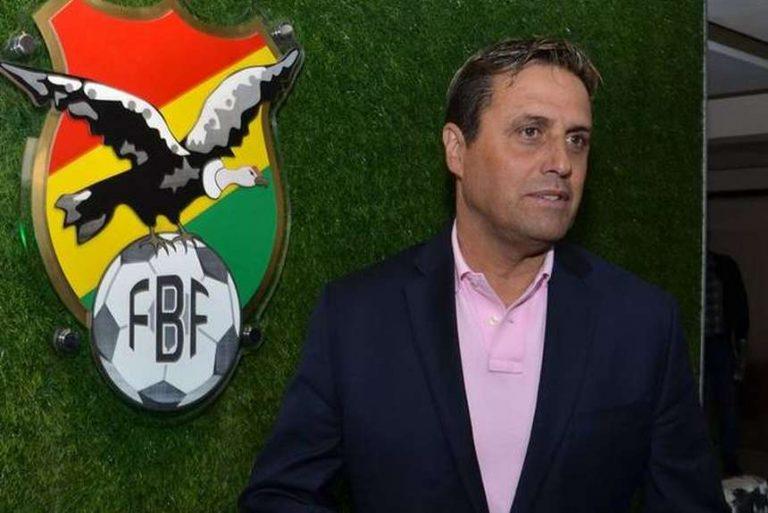 """Ángel Guillermo Hoyos DT de Bolivia: """"Es un partido especial, pero no deja de ser un partido"""""""