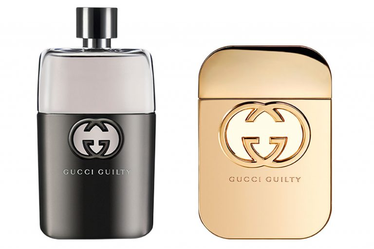 """""""Gucci Guilty"""" for Him and for Her"""