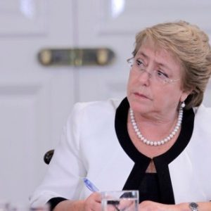 Michelle Bachelet, Presidenta de la República de Chile