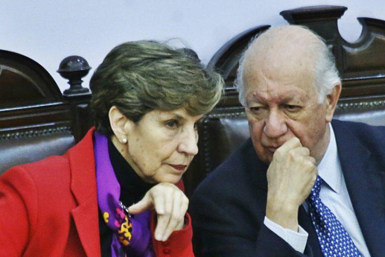 Allende confiesa favoritismo hacia Lagos, pero reconoce que Guillier es mejor carta para derrotar a Piñera