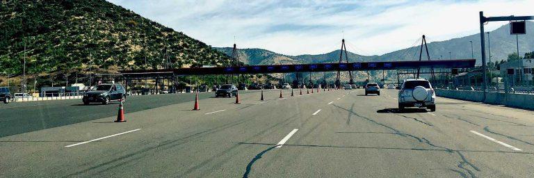 Fin de fiesta: Conoce las medidas para evitar congestión al regreso a Santiago