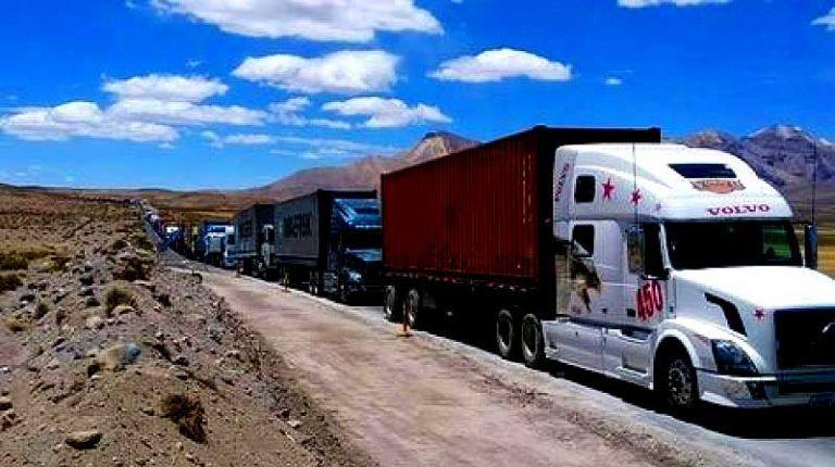 ¿No será mucho? Evo acusa a Chile de abusos a sus transportistas y pide  observadores ONU