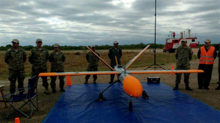 Argentina: Fuerza Aérea prueba dos prototipos de aviones no tripulados