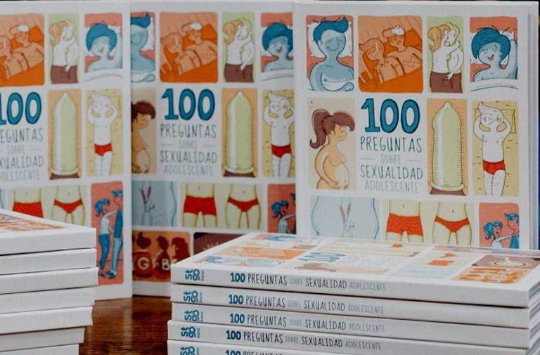 """Carlos Peña y libro de educación sexual """"puede espantarse porque se entrega información que obliga y ayuda a discernir"""""""