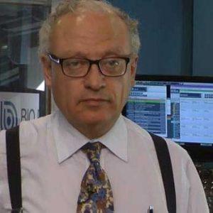 Tomás Mosciatti,  conductor de RadioGrama de R. Bio Bio al comentar dichos de Pte. Piñera sobre causas de abusos a mujeres