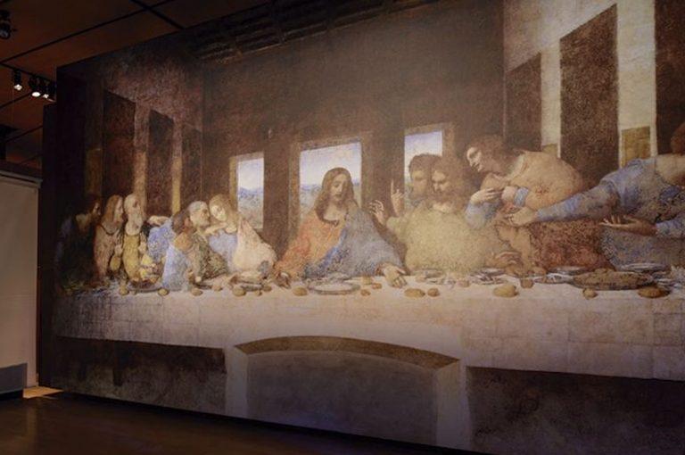 """Imperdible: """"Da Vinci La exhibición"""""""
