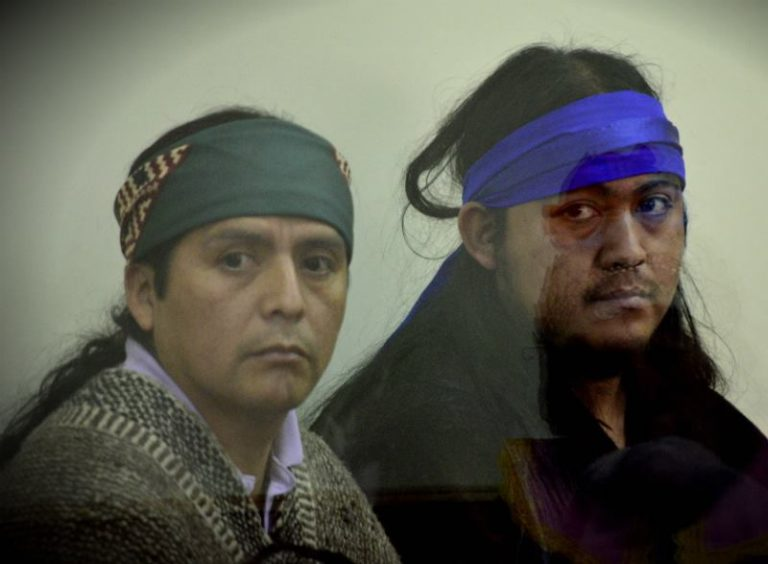 Denuncian acoso policial en contra de abogados que defienden a procesados mapuche