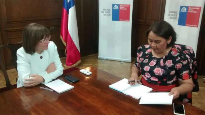 Bienes Nacionales destina inmueble fiscal al Sename