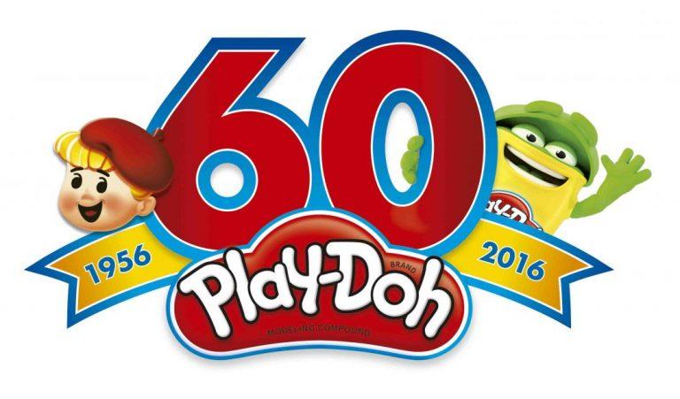 VIDEO: PLAY-DOH celebrará sus 60 años con creativo evento