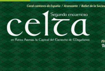 Segundo encuentro Celta en Magallanes: 25 y 26 de noviembre