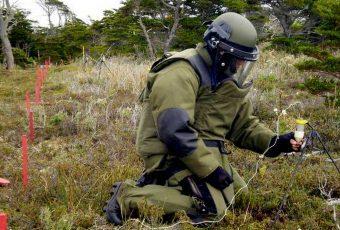 Se promulgará ley de reparación y asistencia a víctimas de minas antipersonales
