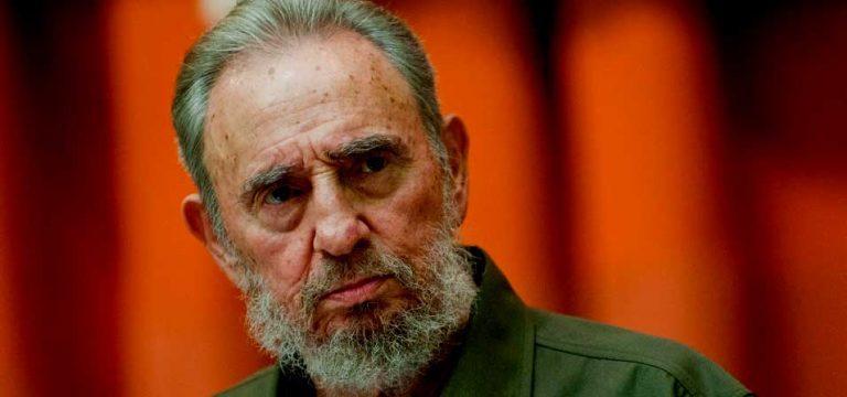 """Muerte de Fidel: Bachelet lo califica de """"líder"""" y Trump de """"Brutal dictador"""". Las reacciones de todos los jefes de Estado"""