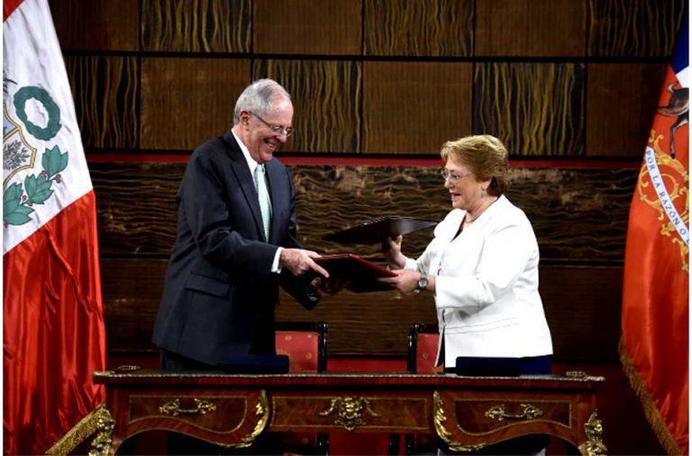 """¿El nuevo mejor amigo de Chile? Pedro Pablo Kuczynski: """"Los pleitos están superados"""""""