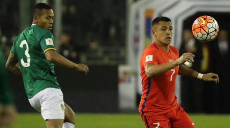 FIFA sanciona a Bolivia por mala inscripción de Nelson Cabrera: Chile en zona de repechaje