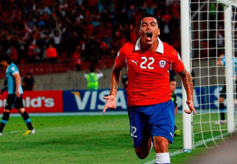 "Esteban Paredes: ""En su momento no me sentí valorado como ahora"""