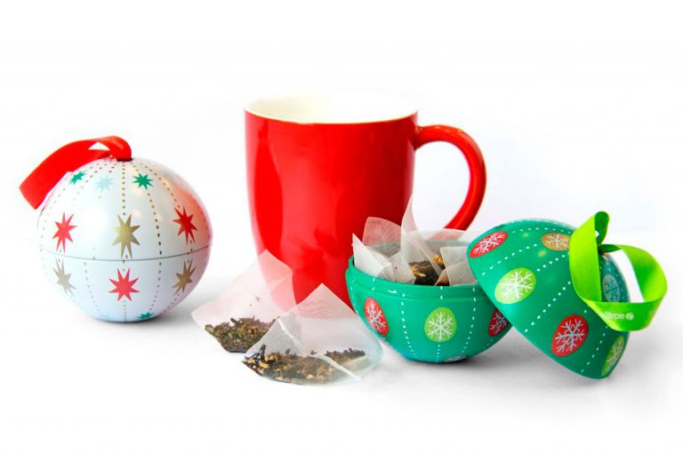 Los mejores regalos navideños de Adagio Teas