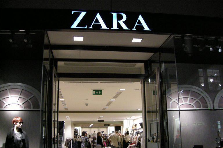 Otra vez Zara en la polémica