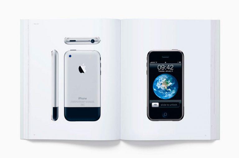 Designed by Apple in California registra 20 años de diseño de Apple