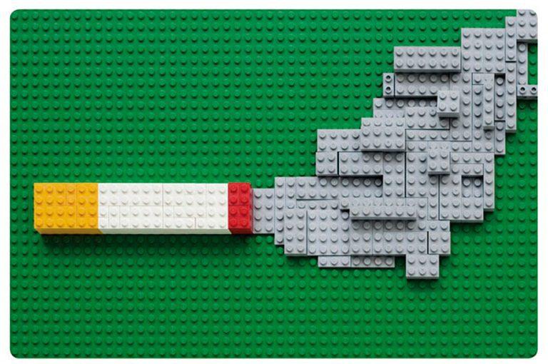 Originales campañas anti-tabaco