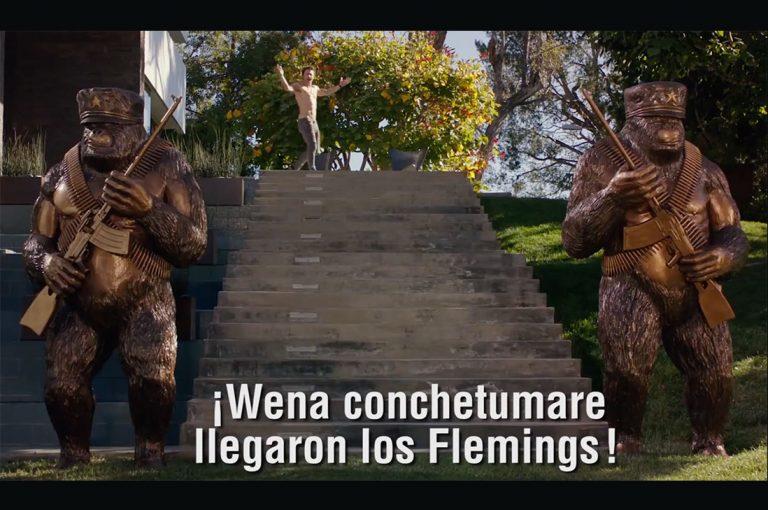 """Llega a los cines comedia Hollywoodense con substitutos """"chilensis"""""""