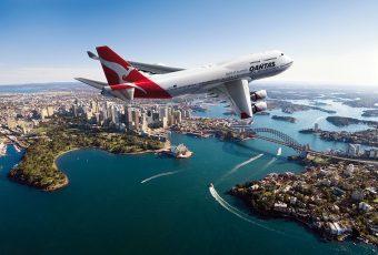 Nueva APP de Qantas otorga una experiencia virtual de Australia antes de subirse al avión