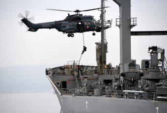 Armada muestra su reacción ante grupos terroristas y transporte radioactivo