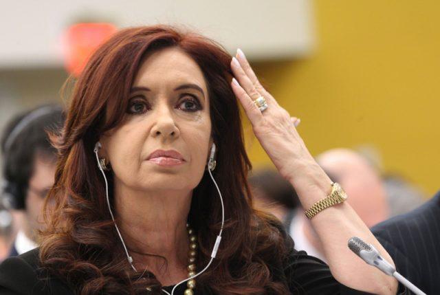 Corte Suprema argentina mantuvo la prisión preventiva para Cristina Kirchner