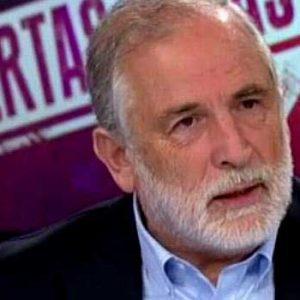 Carlos Montes C., senador PS