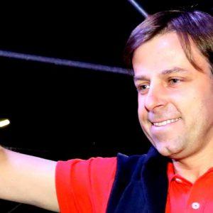 Germán Codina, alcalde de Pte. Alto y coordinador campaña de MJ Ossandón