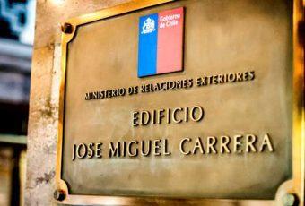 Cancillería informa que funcionario detenido por tráfico de migrantes esta siendo sumario