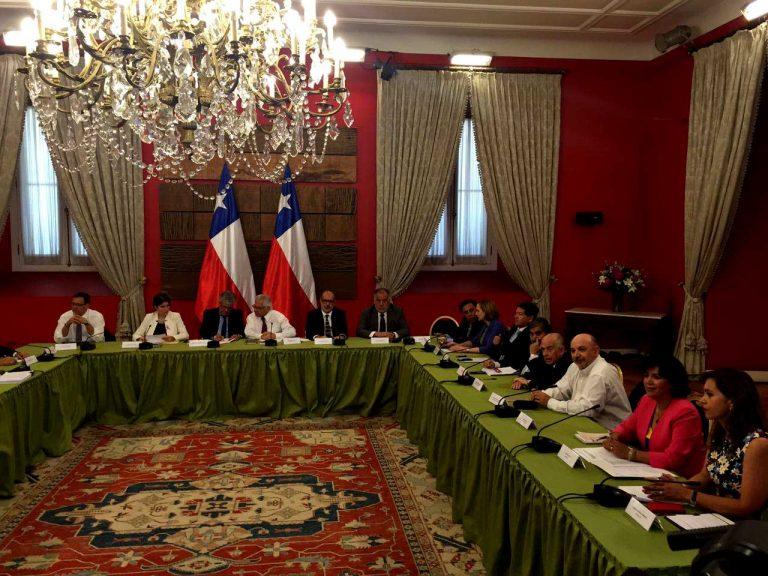 Jefe de Bancada PS asegura que Ministro del Interior pidió a la Nueva Mayoría definir tema presidencial en enero