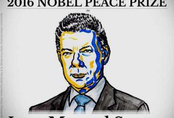 Oslo: Presidente de Colombia recibe el Premio Nobel de la Paz