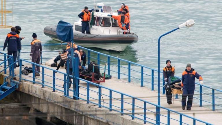 Encuentran restos de avión ruso que cayó con 91 personas a bordo
