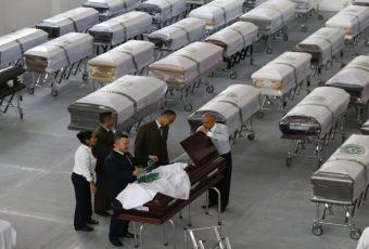 El funeral que enlutó al fútbol mundial: Chapecoense inmortal