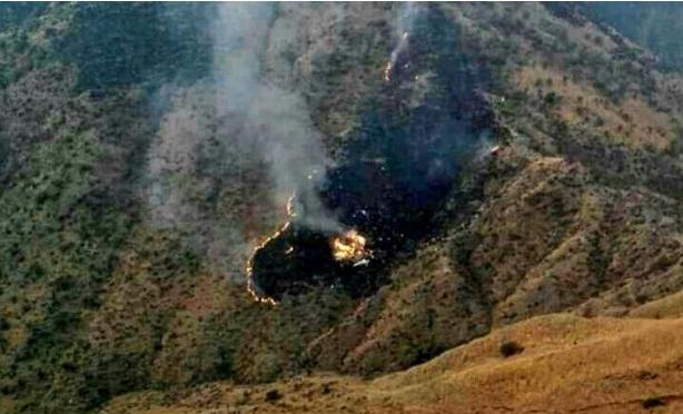 Otro avión caído: Aeronave pakistaní se estrella y deja al menos 37 muertos